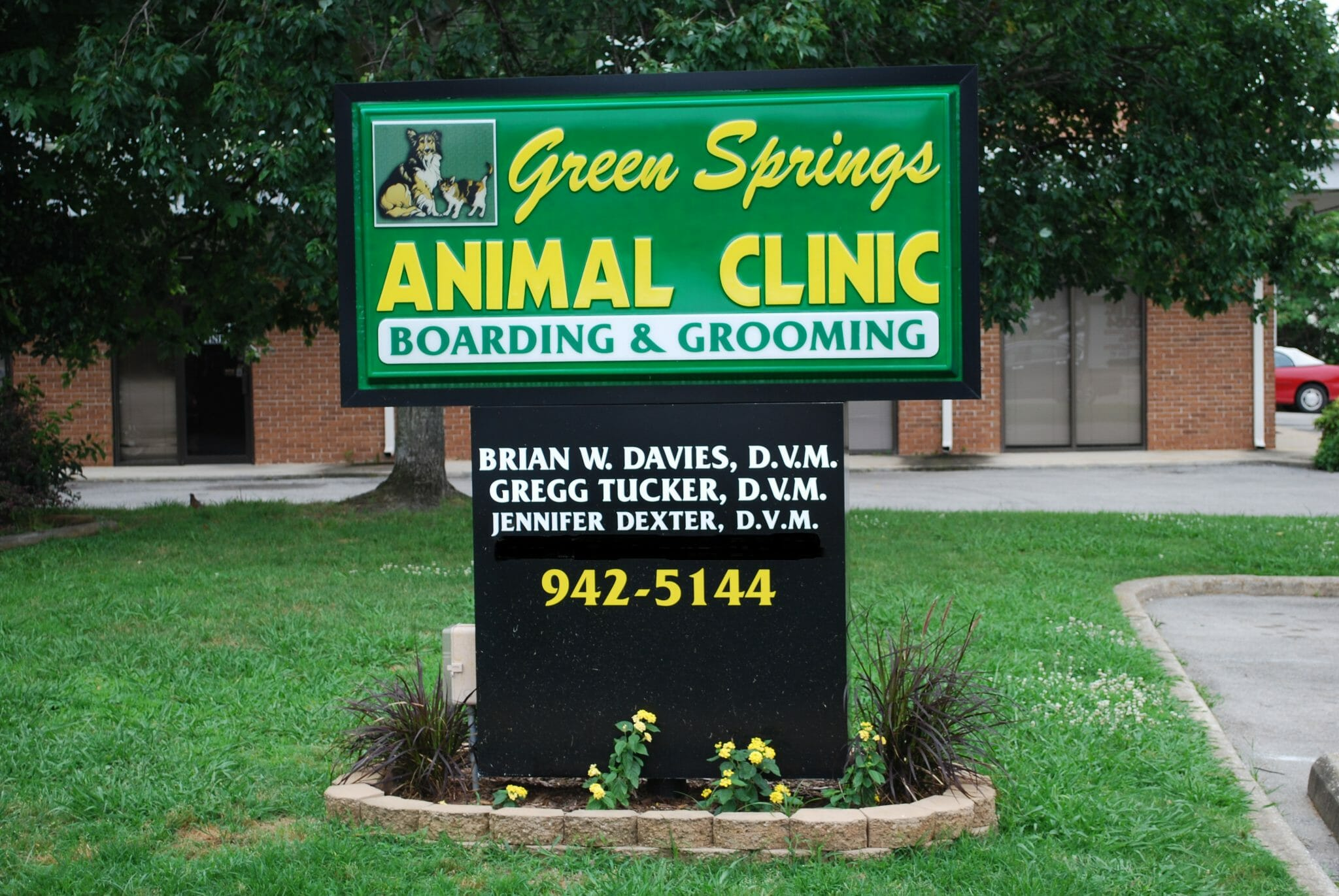 Green Springs Animal Clinic chooses Acuity DR
