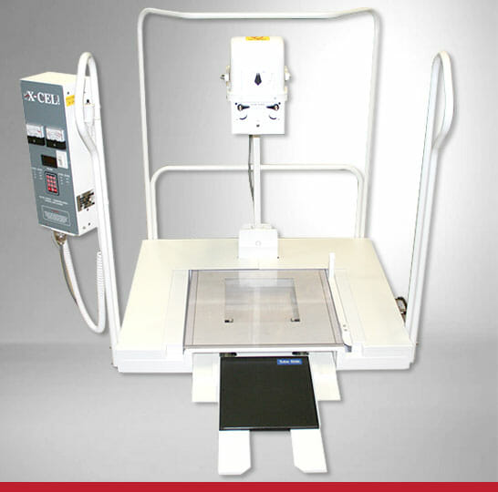 World's Highest Resolution Podiatry Digital X-Ray System