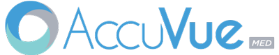 AccuVueMed Logo