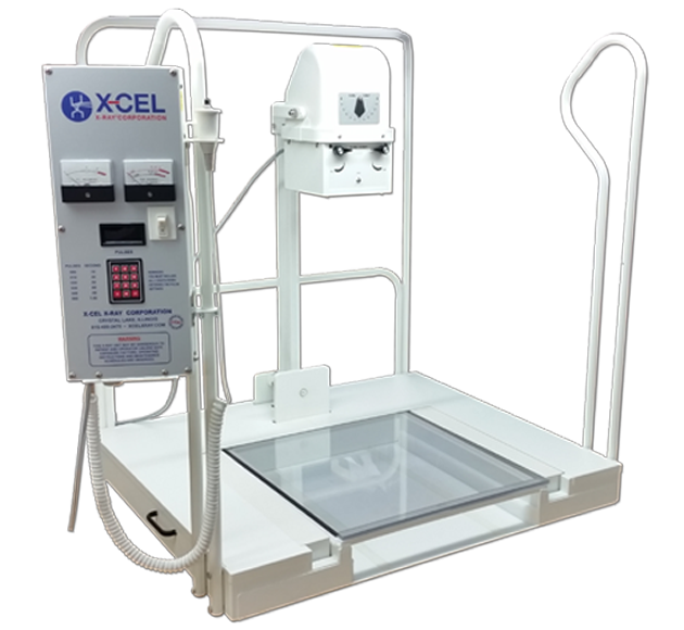 X-Ray Podiatry Machine